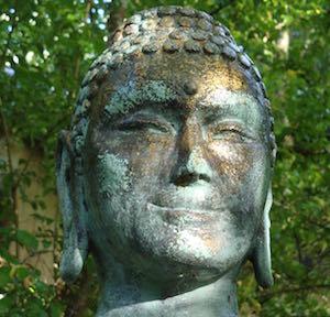 Buddha statue France